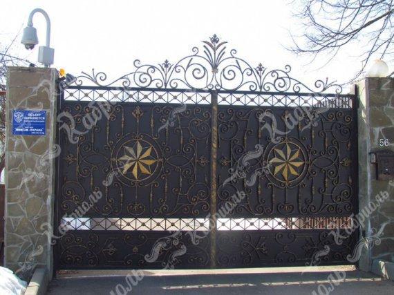 Выбираем кованый декор для сада с компанией Master Company изоражения