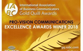 And the Oscar goes to… Pro-Vision Communications!