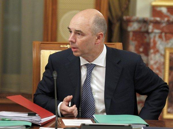 Антон Германович Силуанов на рабочем месте