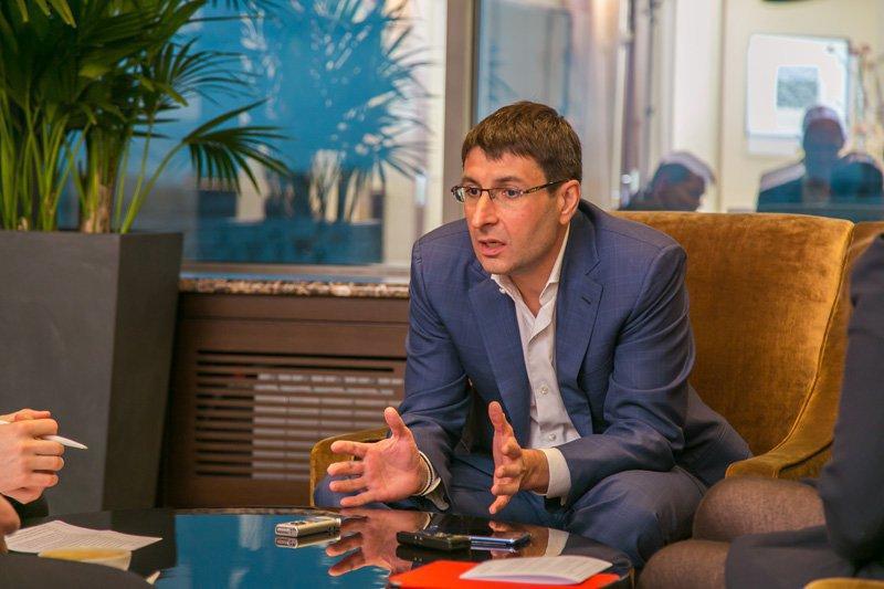 ГУСЕВ Дмитрий, Председатель правления ПАО «Совкомбанк»