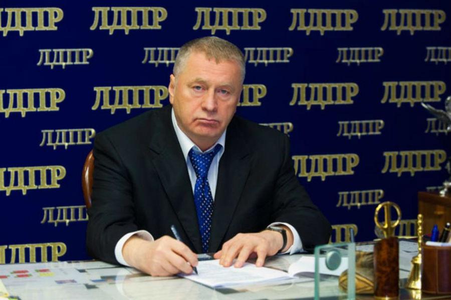 Владимир ВольфовичЖириновский