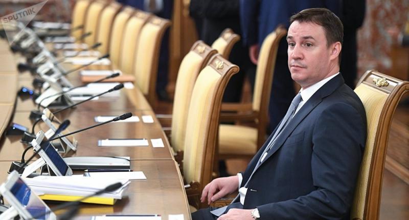 Дмитрий Патрушев в 2016 году звания «Банкир года»