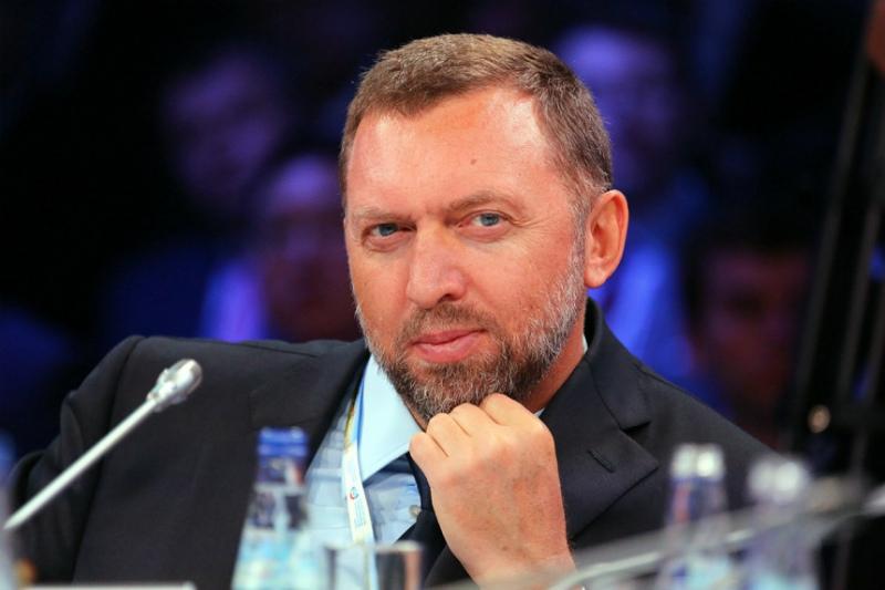 Международный эксперт - Олег Дерипаска