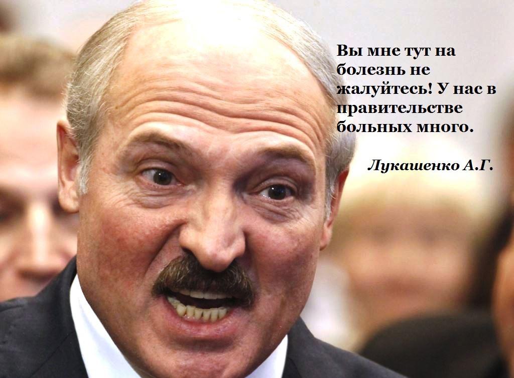 Цитата Лукашенко