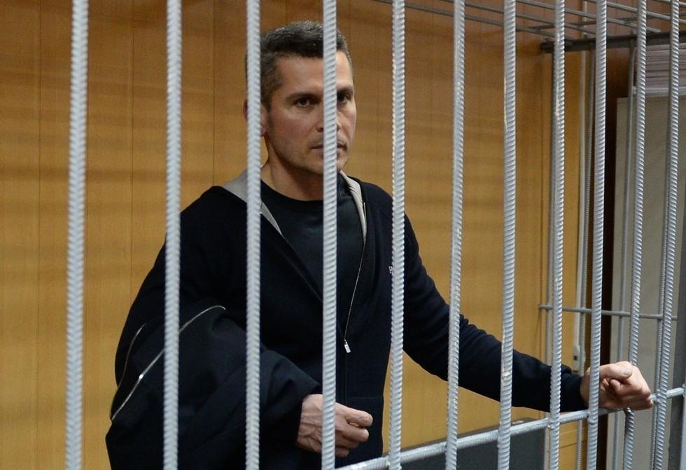 Магомедов в Тверском районном суде