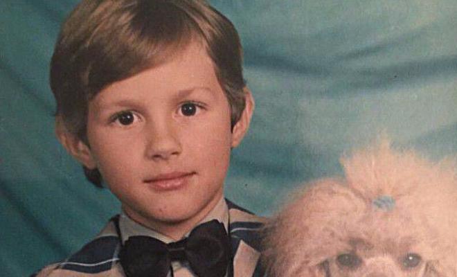 Павел Дуров в детстве