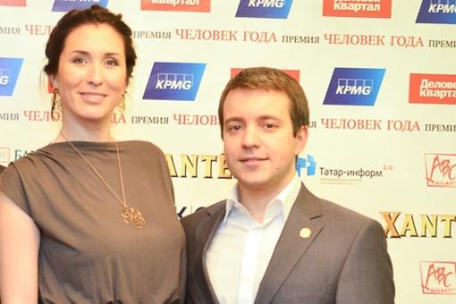 Николай Никифоров с супругой Светланой
