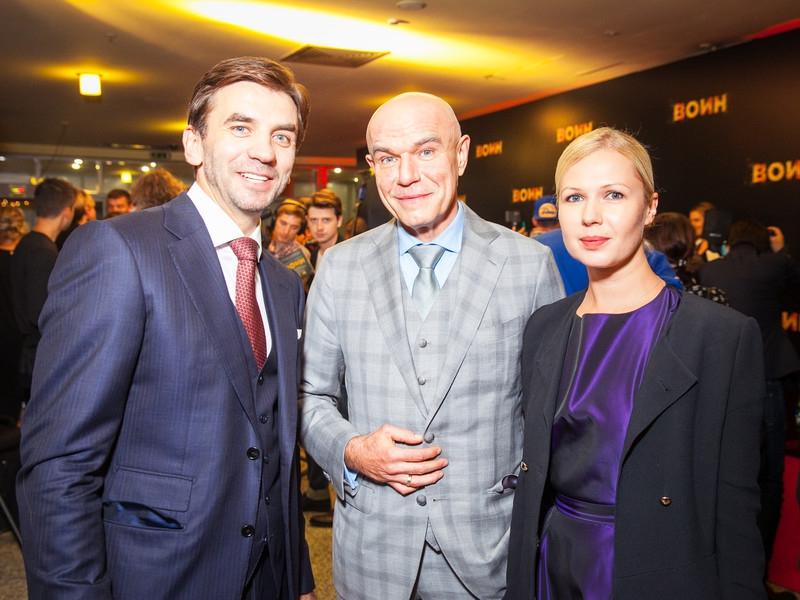 Михаил Абызов, Сергей и Галина Мазаевы