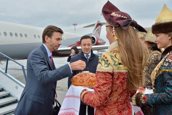 Рабочая поездка в Республику Татарстан