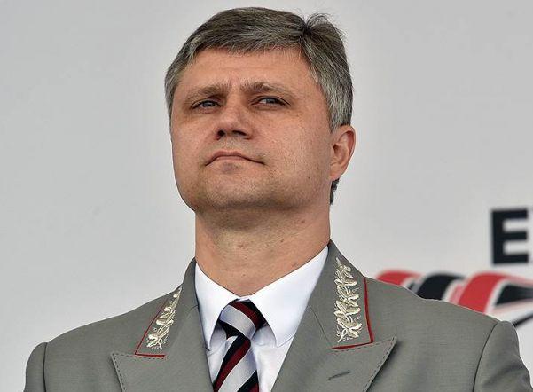 Глава ОАО «РЖД» Олег Белозеров