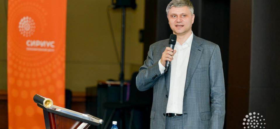 Встреча с Олегом Белозеровым