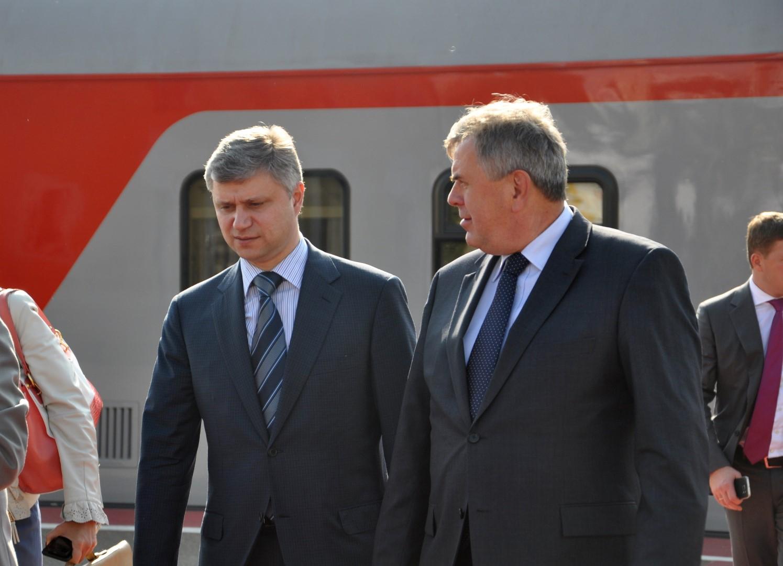 Рабочий визит в Ярославль