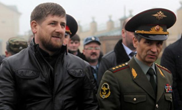 Рашид Нургалиев и Кадыров