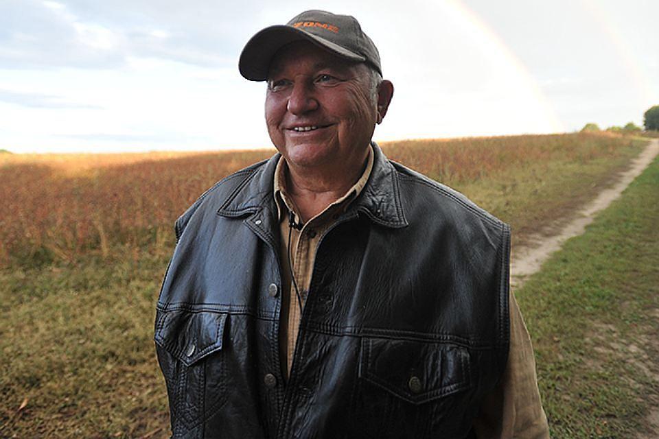 Знатный фермер Юрий Лужков