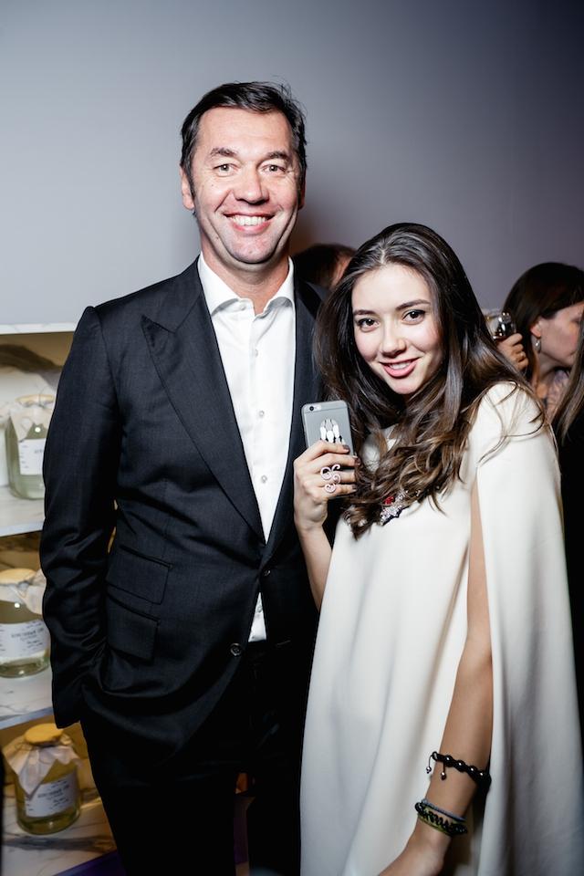 Андрей и Анна Кузяевы