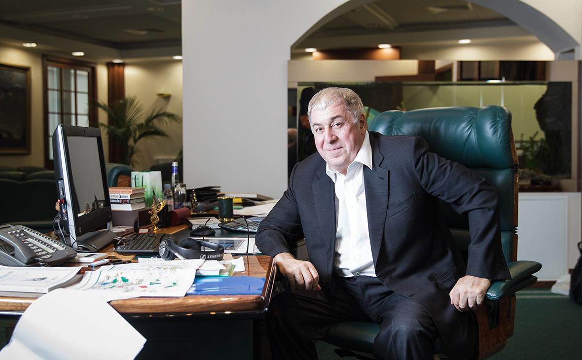 Гуцериев владел 70-процентной долей в нефтяных активах группы Сафмар