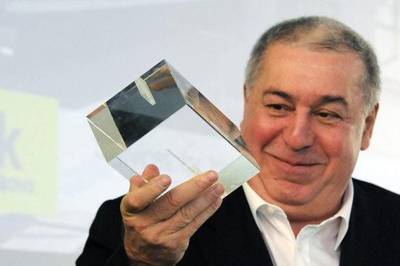 Бизнесмен года - Михаил Гуцериев