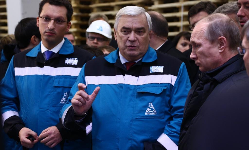 Кирилл Шамалов - зять Путина