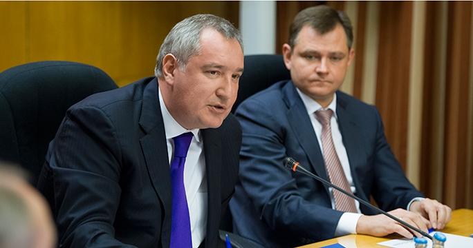 Дмитрий Рогозин представил Юрия Слюсаря в качестве нового главы ОАК.