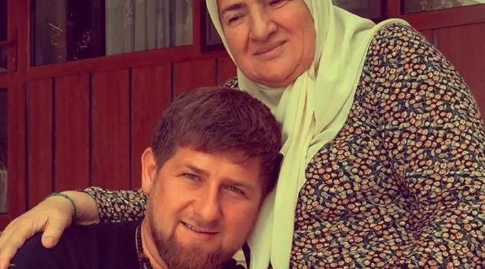 Аймани Кадырова Мать