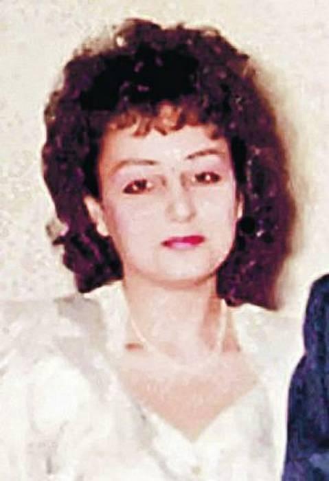 Наталья Ротенберг - первая жена Аркадия