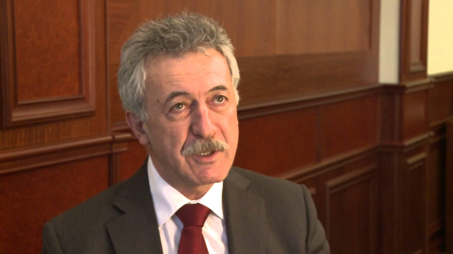 Салман Магомедрасулович Бабаев