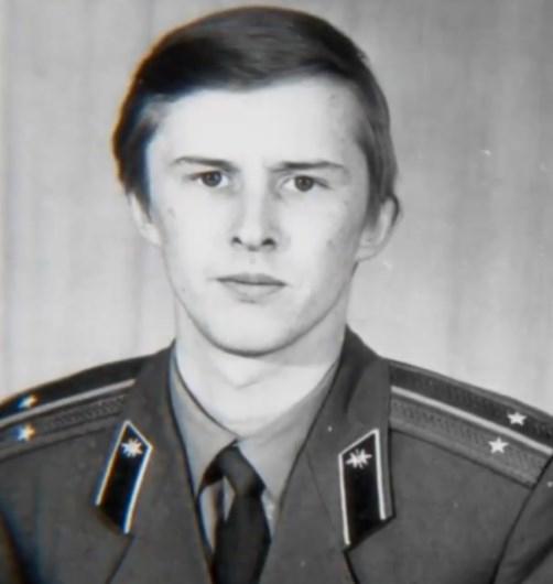 Сергей Иванов в Молодости