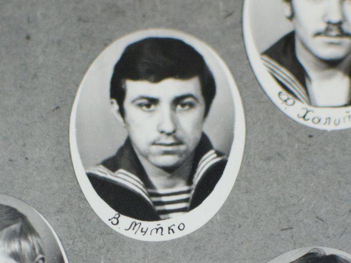 Виталий Мутко в 70-е