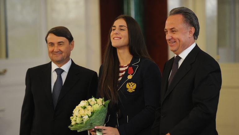 Виталий МУТКО (справа) и Наталья ВОРОБЬЕВА