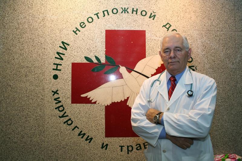 """Леонид Михайлович Рошаль """"Детский доктор мира"""""""