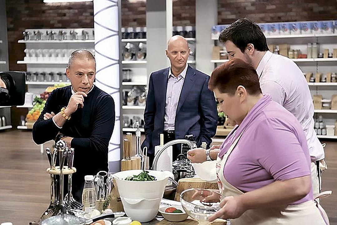 """На кухне проекта """"Мастершеф"""":"""