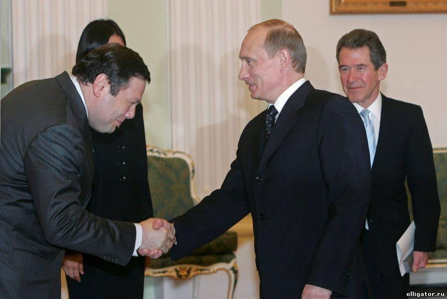 Фридман и Путин