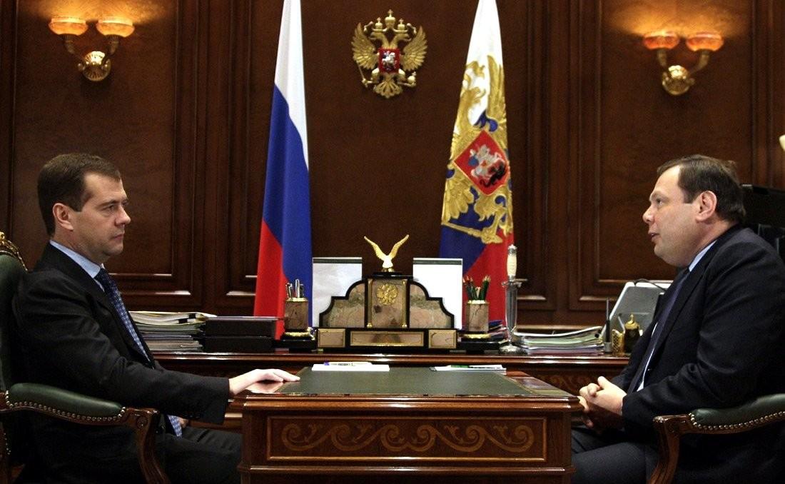 Фридман и Медведев