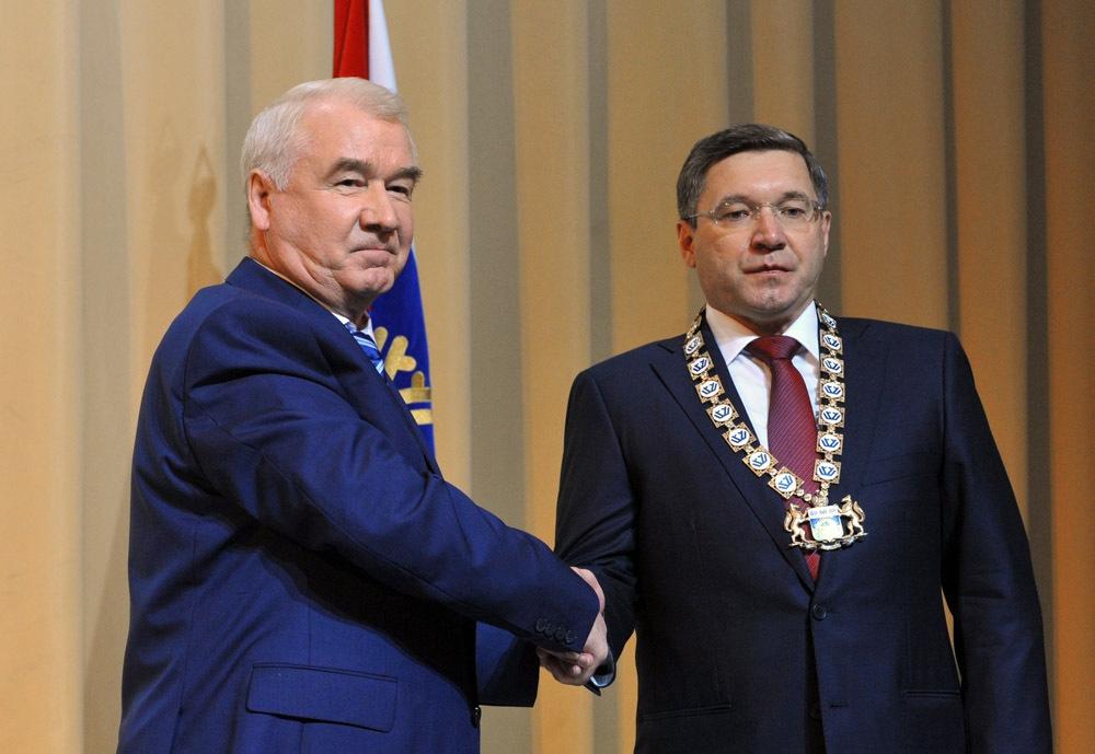 Инаугурация главы субъекта прошла в Тюменской филармонии