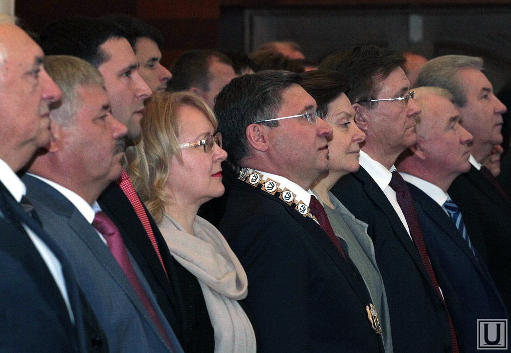 Лариса Якушева - между двумя губернаторами