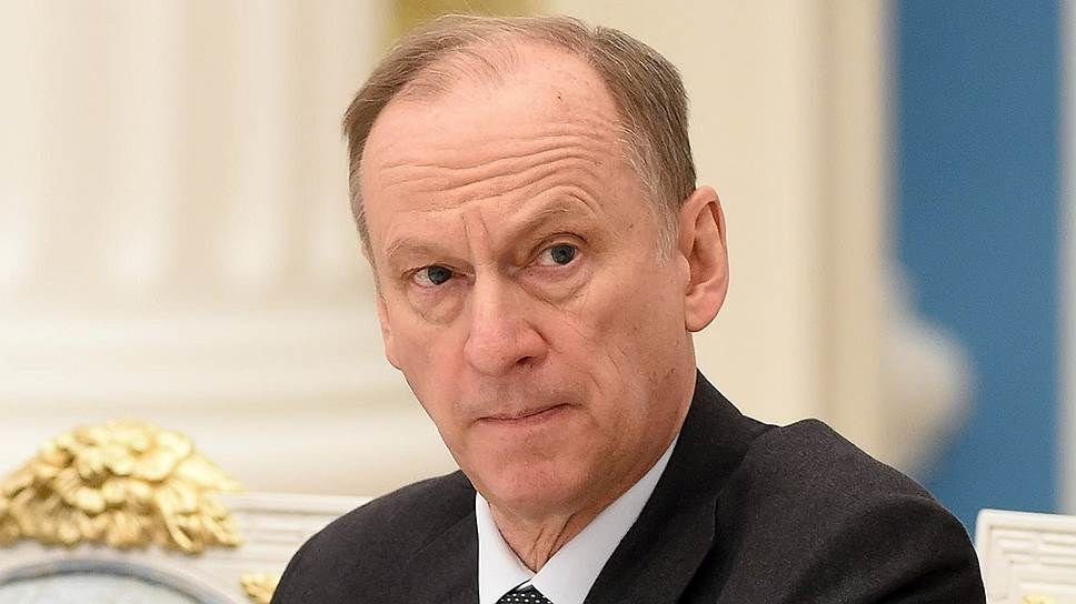 Патрушев Николай Платонович