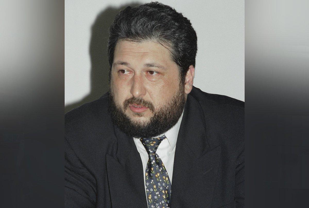 Борис Минц в 1997 году
