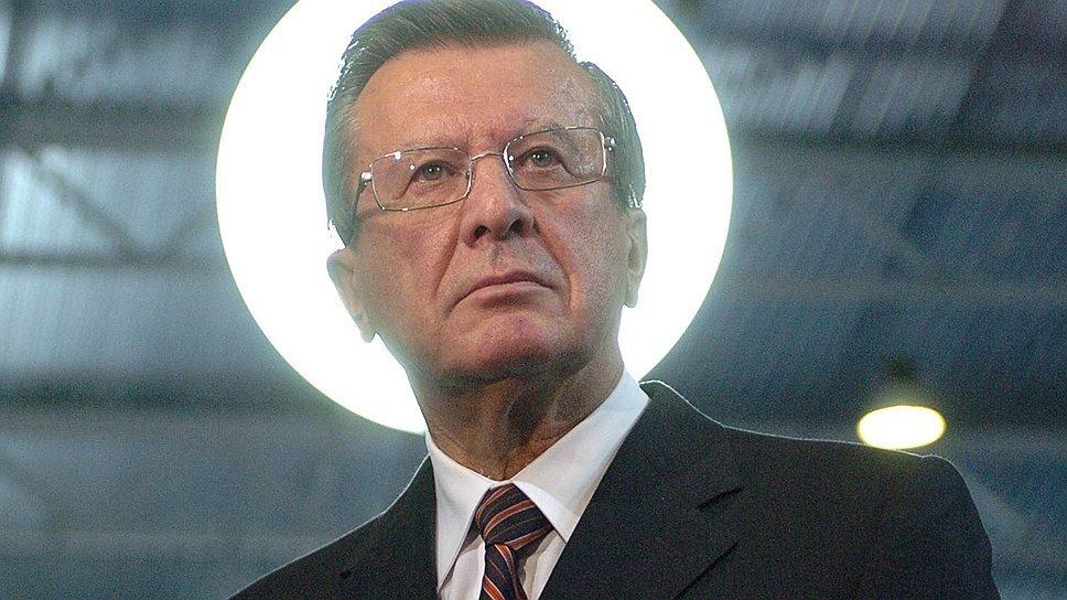 """Председатель совета директоров """"Газпрома"""" Виктор Зубков"""