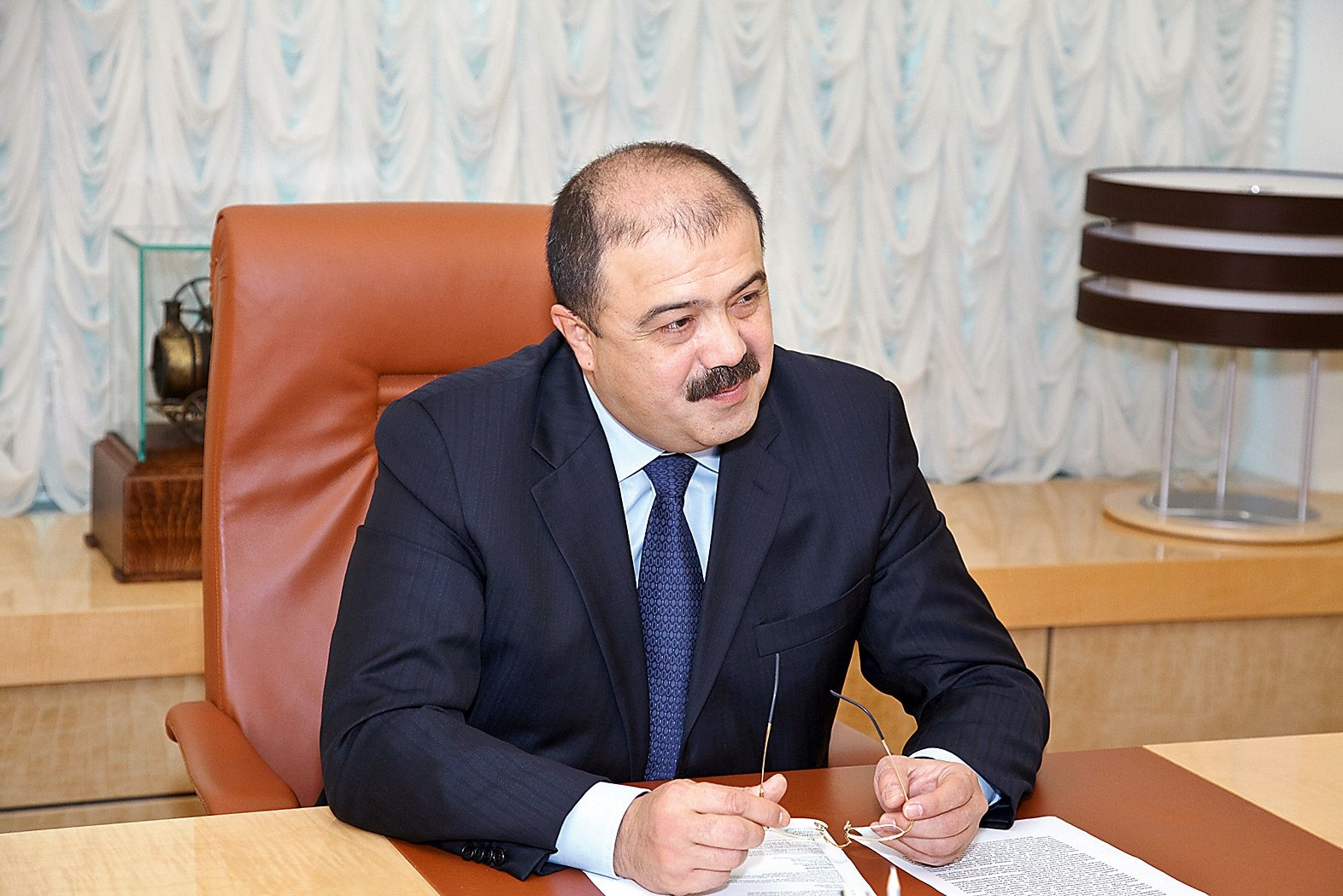 Махмудов Искандар Кахрамонович - Российский Предприниматель