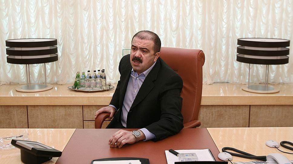 Президент и совладелец УГМК Искандер Махмудов