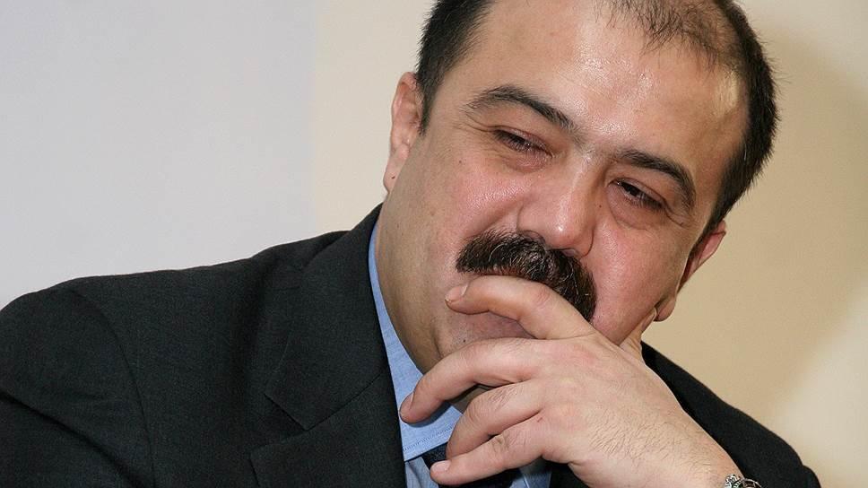 Президент УГМК Искандар Махмудов