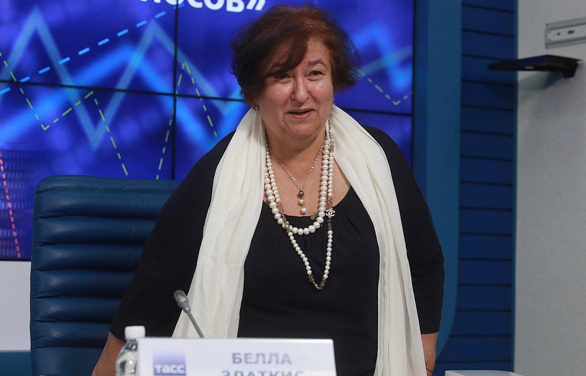 Белла Златкис