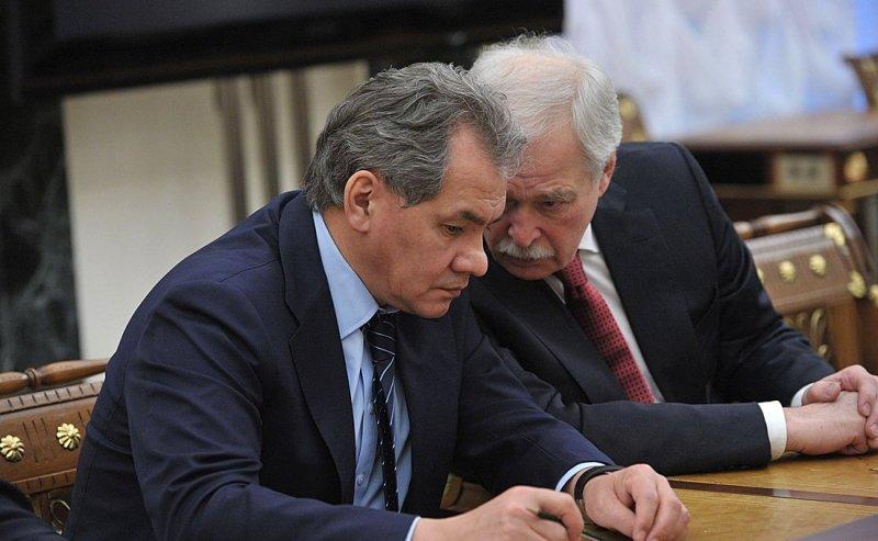 Шойгу и Грызлов