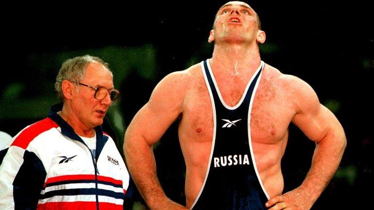 Виктор КУЗНЕЦОВ (слева) и Александр КАРЕЛИН