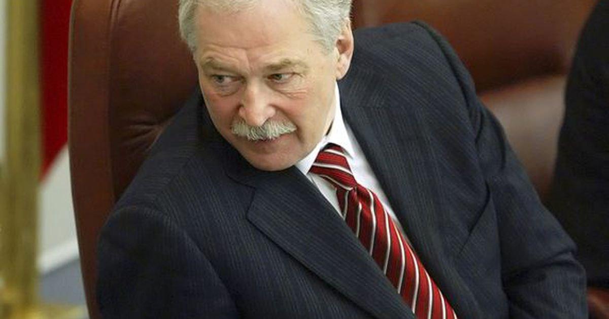 спикер российской Госдумы Борис Грызлов