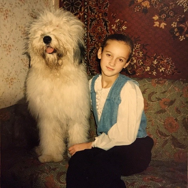 Собачки Ольги Бузовой