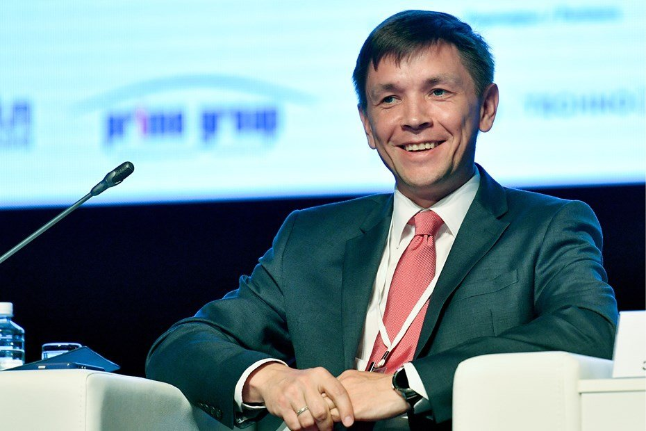 Глава Аналитического центра Константин Носков