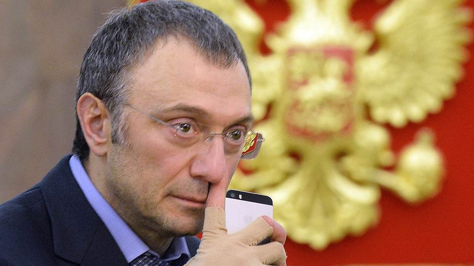 Президент финансово-промышленной группы «Нафта-Москва»