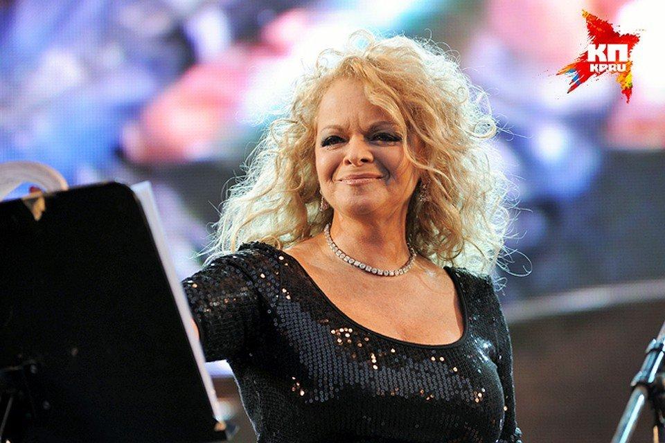 Лариса Долина: «Приятно, что в Перми так много людей любят джаз»