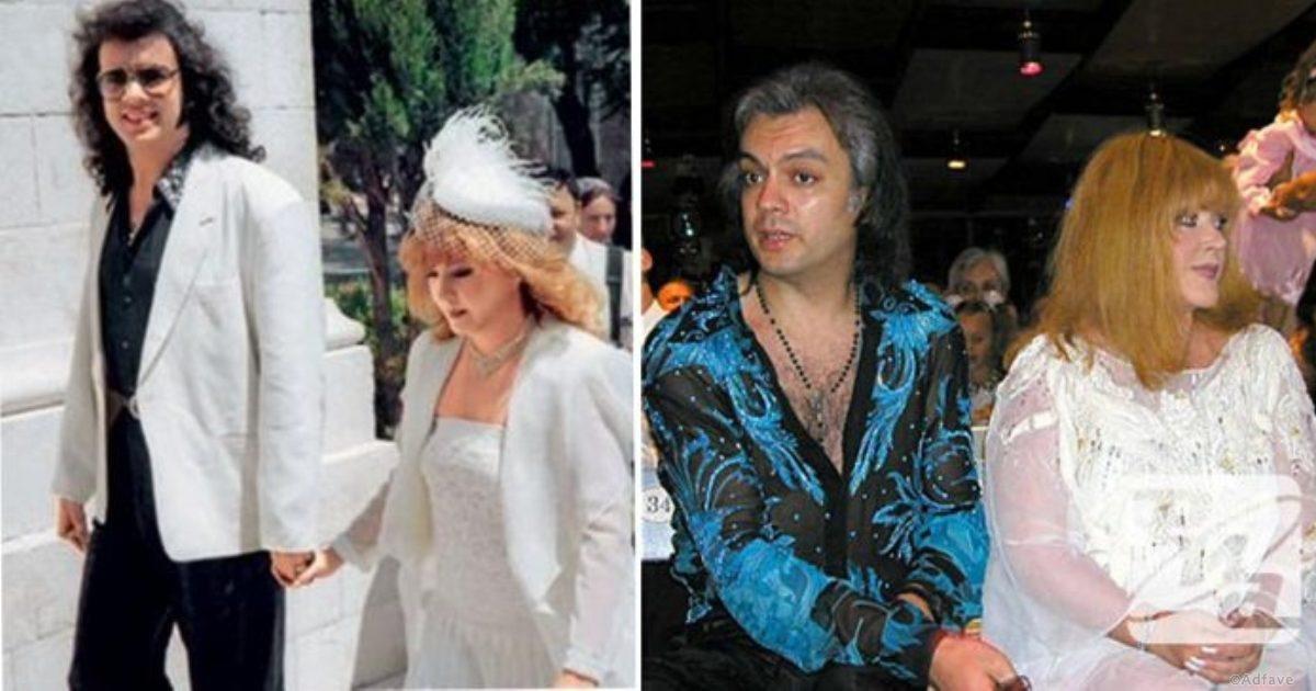 Ничто не вечно: звёздная пара во время свадьбы и развода.